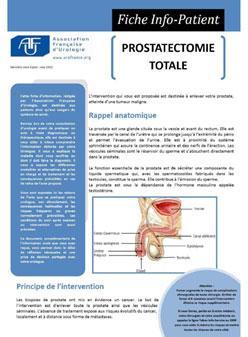 AFU-prostaectomie-radicale